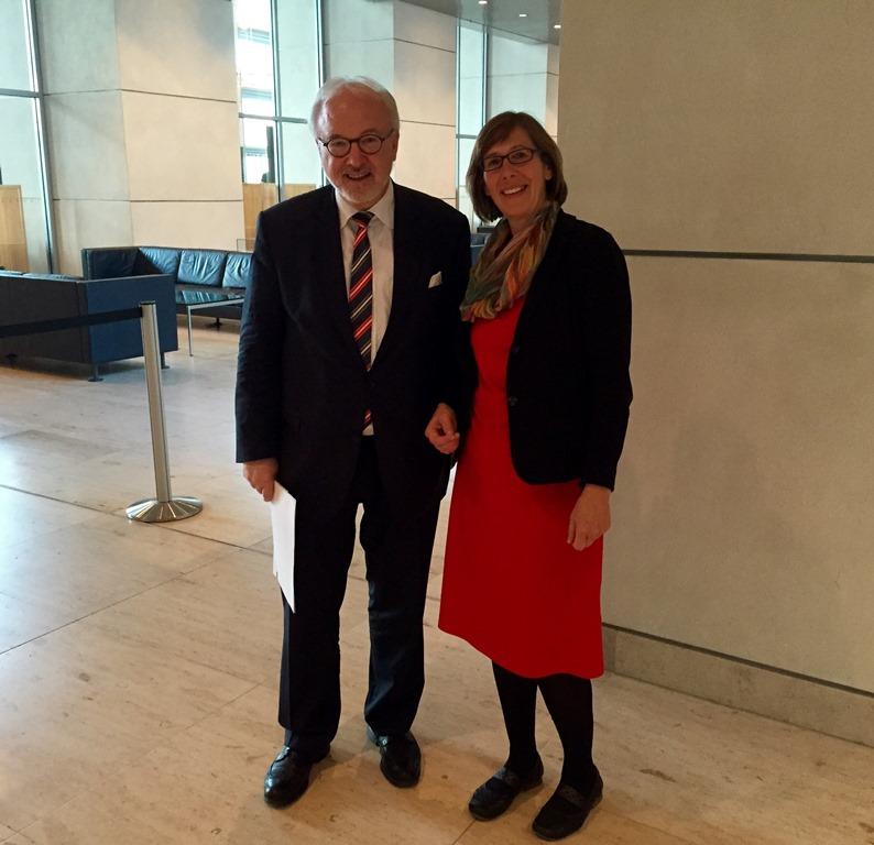 LD bei Rudolf Henke