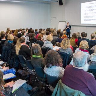 2. Süddeutscher Logopädietag 2017 mit 100 Teilnehmern im Rahmen der Messe TheraPro in Stuttgart