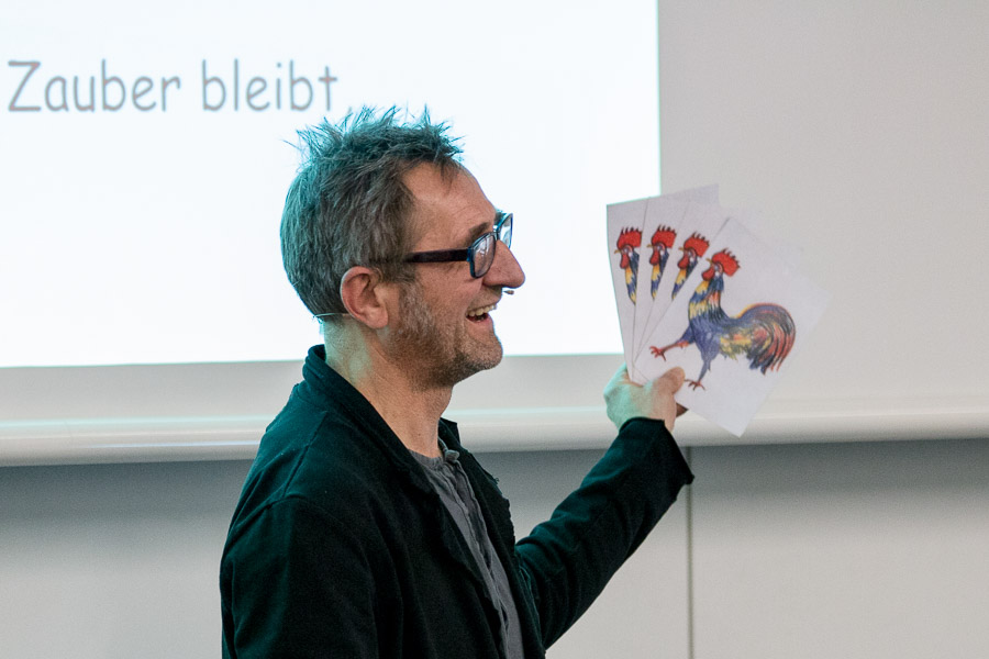 Thomas Dietz: Manchmal müsste man zaubern können! – Therapeutisches Zaubern in der Logopädie
