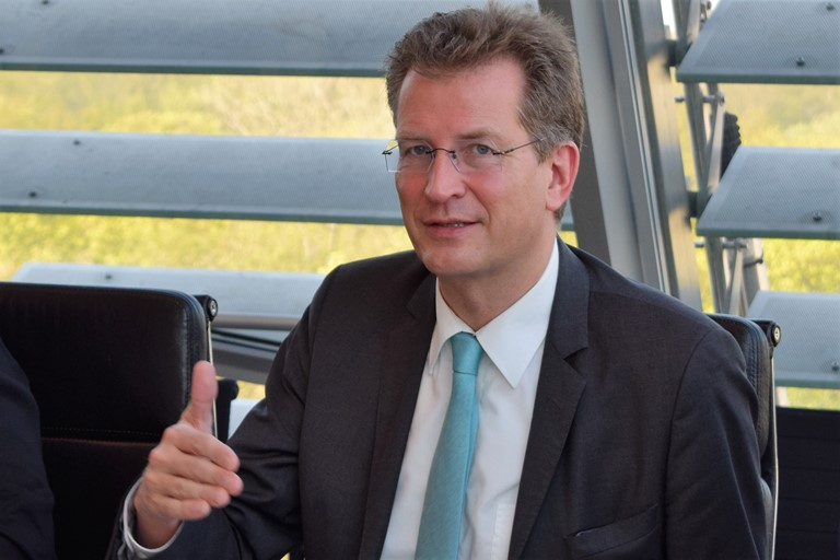 Patientenrechtsbeauftragter der Bundesregierung Dr. Ralf Brauksiepe