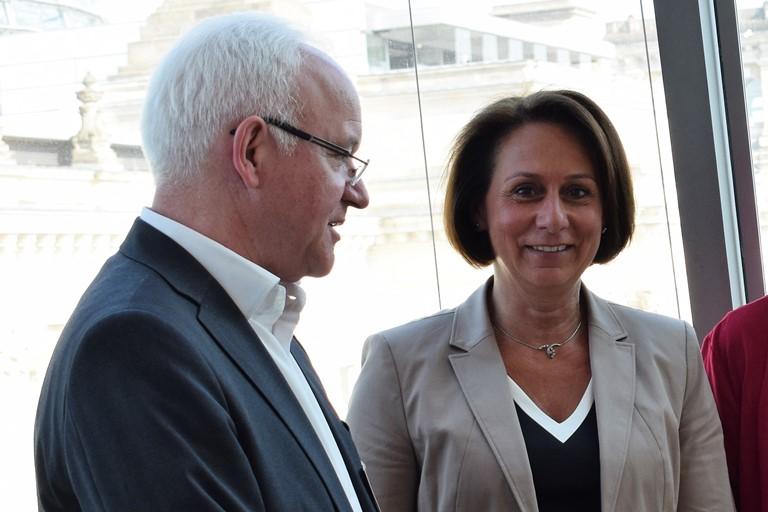 Prof. Dr. Josef Hilbert; Nicole Westig FDP